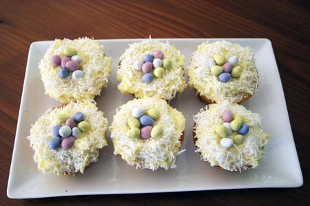 Nest-cakes